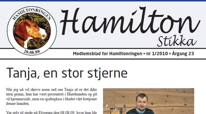 Hamiltonstikka – 2010-2018